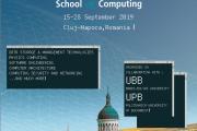 CERN School of Computing
